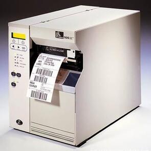 Zebra 105SL工業型條碼打印機